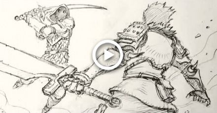 How To Draw Fight Scenes Fighting Drawing Sketches Cool Drawings