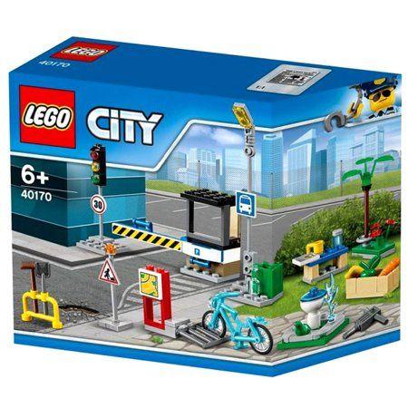 Lego Build My City Accessory Set Walmart Com In 2021 Lego City Sets Lego City Lego Sets