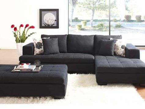 Item Name Mirak Sectional With Ottoman