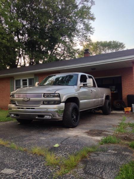 01 02 Lb7 Duramax Duramax Duramax Diesel Chevy