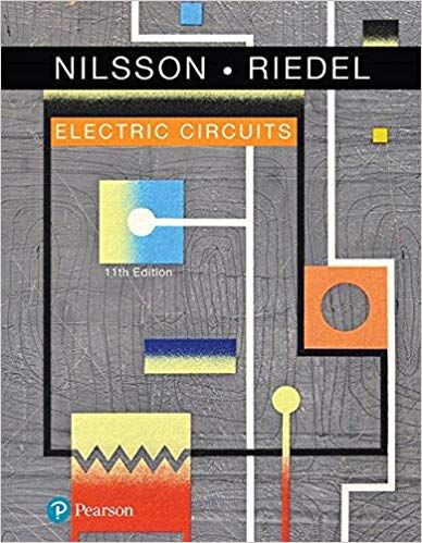 Electric Circuits 11th Edition 11th Edition Electric Circuit Circuit Free Ebooks