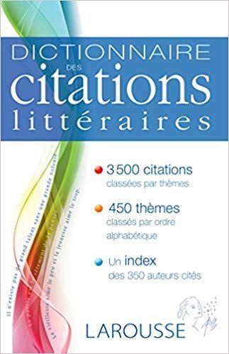 Telecharger Dictionnaire Des Citations Litteraires Livre Gratuit Pdf Epub Mp3 Books Map Books To Read