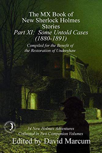 The MX Book of New Sherlock Holmes Stories - Part XI | Amazon USA