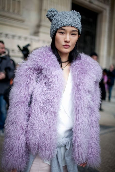 They wear: Paris Fashion Week Fall 2016 - Street Style Outfits