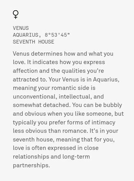 Effects of Venus in Libra to Pisces Sign