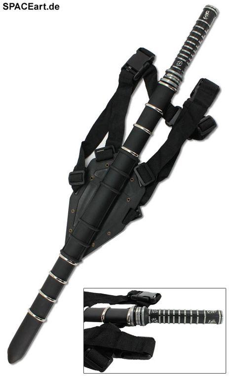Blade: Daywalker Schwert mit Scheide, Schwert ... http://spaceart.de/produkte/bld015.php