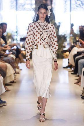 Onwijs Johanna Ortiz Resort 2020 Fashion Show | Kleding, Mode, Mode zomer XT-33