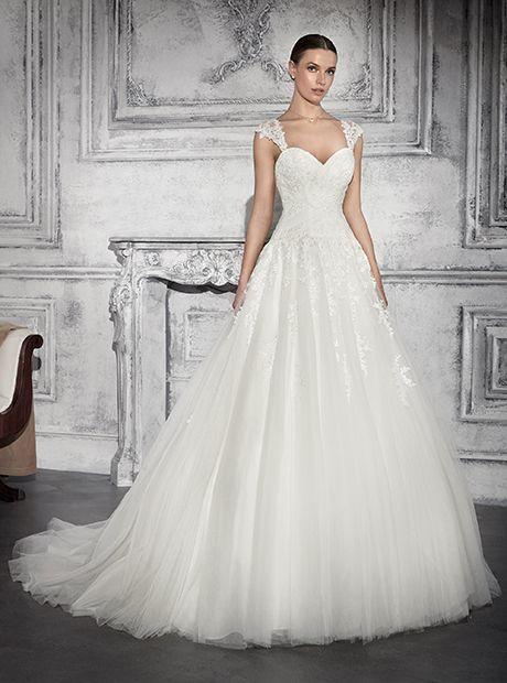 Style 739 Demetrios 2018 Wedding Dresses – Bridal Shop ...