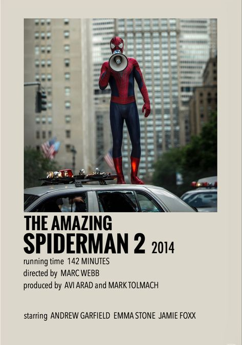 the amazing spiderman 2 by millie