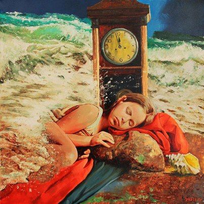 Pin by Anne-Marie Weber on THE TIME TUNNEL | Surreal art, Art for art sake,  Artist