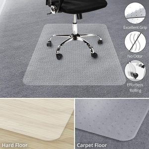 Office Marshal Chair Mat For Hard Floors Office Chair Cover