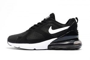 Mens Nike Air Max 180 270 KPU Casual Sneakers White Black AH8060 010 ah8060 010