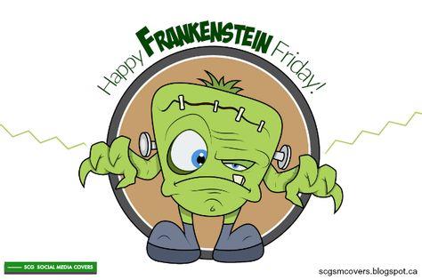 Banners Frankenstein Friday Banner Frankenstein English Writers