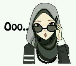 41+ Kartun hijab gaul info