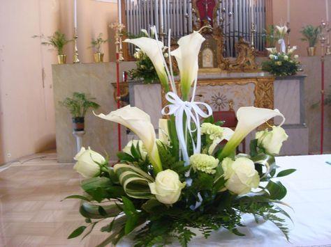 Estremamente fiori per l'altare - Szukaj w Google | Large flower arrangements XG84