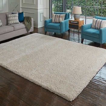 Thomasville Rialto 55 Luxury Shag Rug In 2019 Furniture Rugs In