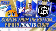 GOODBYE TOTS BEN YEDDER ... HELLO .. I MARQUEE MATCHUPS I FIFA 19 RTG I FIFA 19 ROAD TO GLORY #253