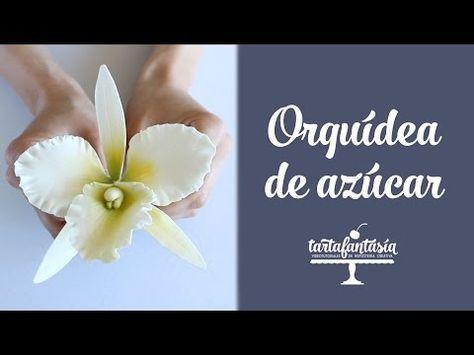 Making A Gumpaste Cattleya Orchid By Petal Crafts Youtube Sugar Flowers Tutorial Gum Paste Flowers Tutorials Gum Paste