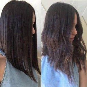 Elegant Long Bob Frisuren 2019 Haircuts For Long Hair Long Hair Styles Long Bob Hairstyles
