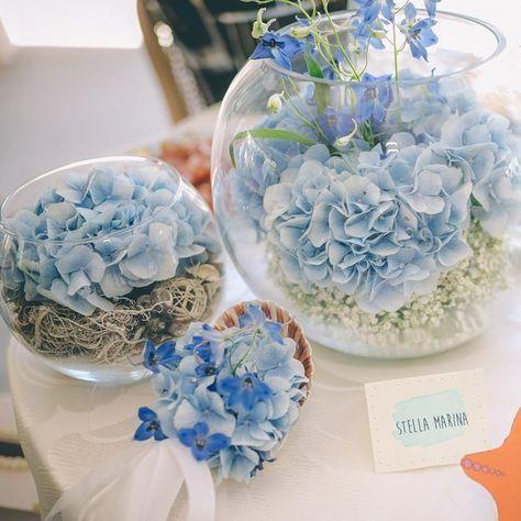 Buon Weekend Pensando Al Mare Event Ualmente Weddingplanner Centrotavola Allestime Centrotavola Matrimoniali Centrotavola Matrimonio Fiori Per Matrimoni