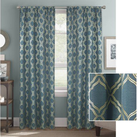 75580e12065ece2514659d186ffe9e02 - Better Homes And Gardens Crushed Taffeta Curtain Panel