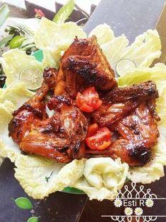 Resep Ayam Panggang Teflon Oleh Esti Rahayu Resep Resep Ayam Resep Ayam Panggang Ayam Panggang
