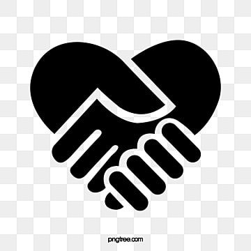 Handshake Love Handshake Clipart Love Clipart Black Png Transparent Clipart Image And Psd File For Free Download Bee Clipart Clip Art Hand Clipart