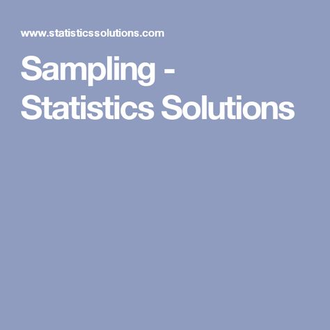 Best  Sample Statistics Ideas On   Reading Statistics