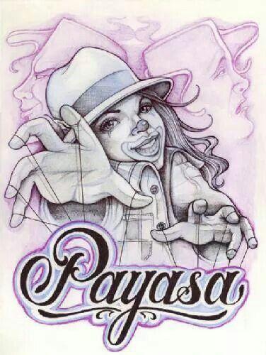Cholitos  Dibujos de cholas  Pinterest  Chicano art and Chicano