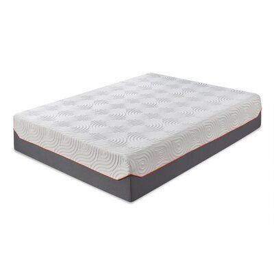 Alwyn Home Escondido Cooling 14 Medium Hybrid Mattress Mattress