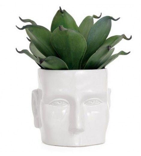 Henry Vase In 2021 Face Vase Face Planters Large Vase
