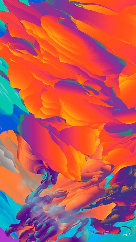 Colorful Art HD iPhone Wallpaper - iPhone Wallpapers