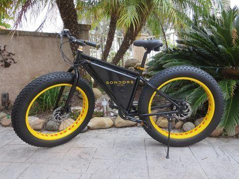 Das 365 Tage E Bike Sind Fatbikes Die Losung E Bike Fahrraddesign Fahrrad