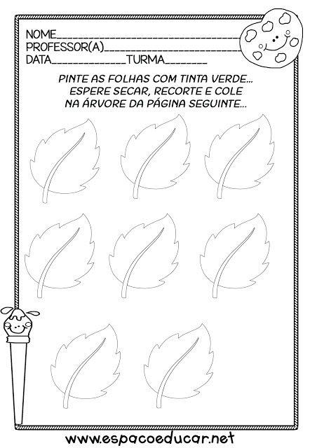 Meu Livro Das Cores 23 Paginas Com Atividades Lindas E