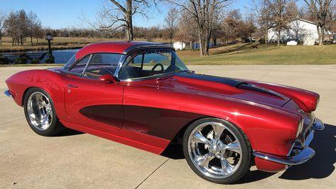 1962 Chevrolet Corvette Resto Mod | T215 | Kissimmee 2017