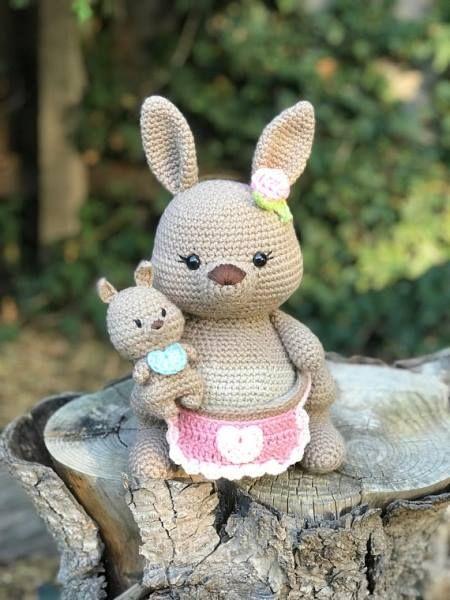 Amigurumi oyuncak sıpa – 10marifet.org | 600x450