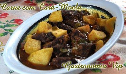 Carne Com Cara Moela Gastronomia Vip Receitas Ideias Comida Etnica