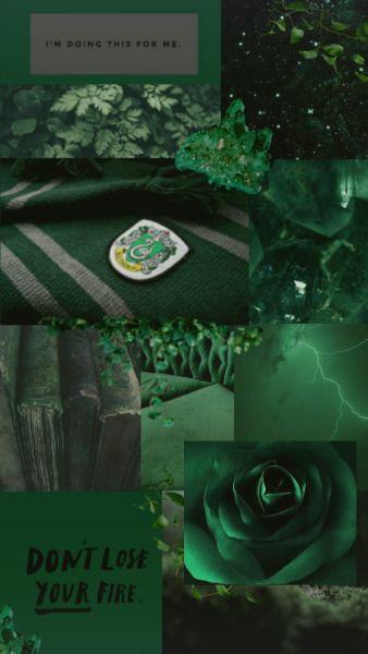 Harry Potter Lockscreen Tumblr Harry Potter Aesthetic Harry Potter Slytherin Wallpaper