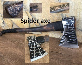 viking axe axe handyman tool Kratos axe iron gifts Mens gift anniversary gift 11th anniversary tomahawk steel steel gifts for men