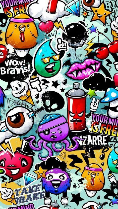 Graffiti Phone Backgrounds 2021 Live Wallpaper Hd Graffiti Wallpaper Iphone Wallpaper Doodle Graffiti Doodles Cool graffiti wallpaper photo