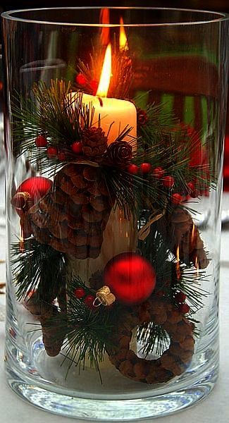 Stunning Christmas Decorations Cheap As Chips Collect Christmas Centerpieces Diy Christmas Wreaths Christmas Table Decorations