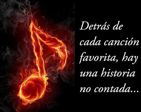 Detras De Cada Cancion Favorita Hay Una Historia No Contada Frases De Musica Cortas Frases Musicales Frases De Musica
