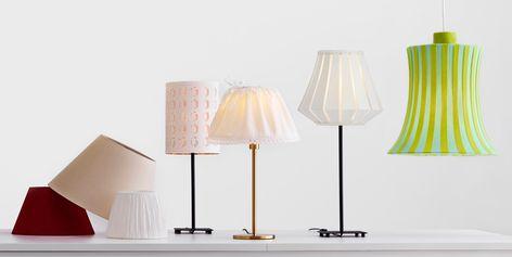 IKEA FILLSTA Table lamp, white
