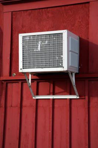 How To Fill An Opening From A Wall Ac Window Air Conditioner