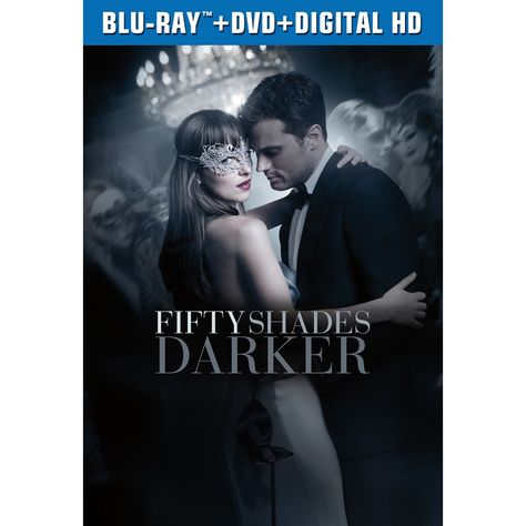 Fifty Shades Darker Blu Ray Filme Cinquenta Tons Mais Escuros