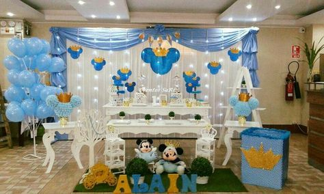 James Birthday Mickey Baby Showers Mickey Mouse Baby Shower