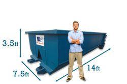 12 Yard Dumpster Dumpster Rental Roll Off Dumpster Rent A Dumpster