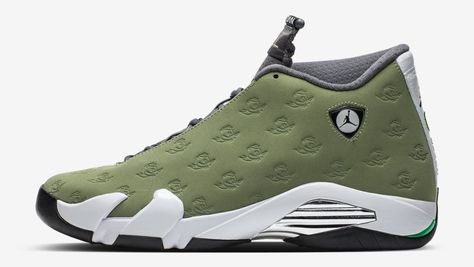 competitive price 1cf79 dd617 Oregon Ducks Air Jordan 14 2016 - Oregon Ducks Air Jordans   Sole Collector