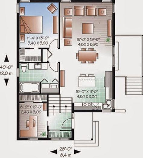 Desain Rumah Minimalis The Sims 3  desain rumah minimalis type 36 desain rumah casas