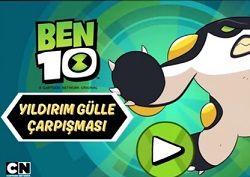 Ben 10 Yildirim Gulle Carpismasi Ben 10 Yildirim Gulle Carpismasi Oyun Ben 10 Yildirim Gulle Carpismasi Oyna Ben 10 Yildirim Gulle Ben 10 Cartoon Network Oyun